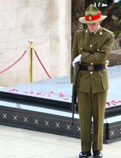 Tomb of the unknown soldier new zealand