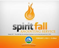 Anointing Service 02.02.13