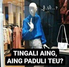 Jokes Quotes, Funny Quotes, Qoutes, All Meme, Random Meme, Text Jokes, Cartoon Jokes, Quotes Indonesia, K Idol