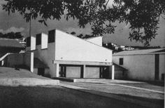 Primary School Of Cedro, Vila Nova De Gaia, Portugal, Fernando Távora, 1960