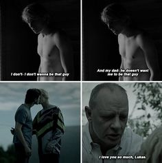 Bo made me cry so hard with that line, you guys, I'm so proud of this