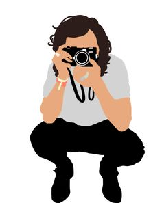 Harry Styles Vector Illustration by grungevizi Harry Styles Dibujo, Harry Styles Drawing, One Direction Drawings, One Direction Art, Direction Quotes, Cartoon Kunst, Cartoon Art, People Illustration, Illustration Art