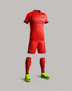 2014 15 FC Barcelona Away Kit. Primeros b1dd35847