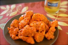 Super Bowl Buffalo Boneless Chicken Bites, the best wings I have ever tasted besides hooters.