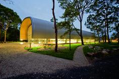 Milson Island Indoor Sports Stadium,Courtesy of AJ+C