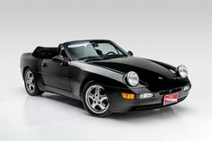 Porsche 968, Porsche Sportwagen, Porsche Sports Car, Brake Rotors, Love Car, Brake Pads, Rear Brakes, Manual Transmission, Automotive Design