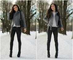 Stina Bakken Moods of Norway Leather pants