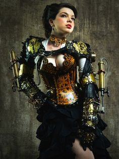 #steampunk -girls-1