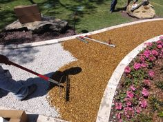 `Landscaping brown and grey stone Installed and Delivered.  •We supply, prepare your ground and install decorative stone.  •Aggregates ...200824421