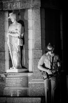 Lone Soldier - ANZAC Day