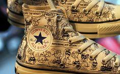 "Converse Chuck Taylor ""Peanuts 60th Anniversary"""