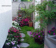 32 igényes - rendezett élőkert ötlet 25