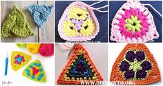 Crochet Triangle Free Patterns & Tutorials