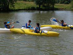 Amusez-vous en canoë, en famille ou entre amis, en Bourgogne !