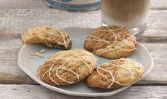 Sommerliche Eiskaffee-Cookies