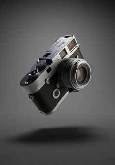 Leica. (I have Leica binoculars, and wouldn't mind a camera!)