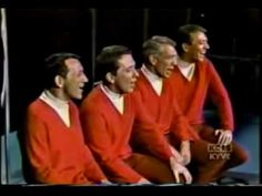 Andy Williams & his brothers