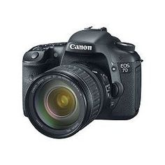 Review Canon EOS 7D Digital SLR Kit, 18MP with 28-135mm Lens By Canon | REVIEW CANON PRODUCTS