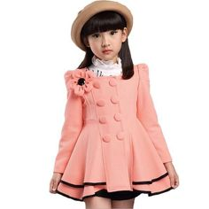 New fashion Children's Winter Coat