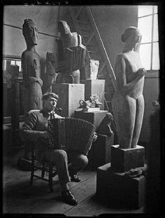 How To Serenade Your Sculpture - Ossip Zadkine