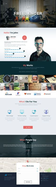 Best WordPress Themes #web #design more on http://html5themes.org