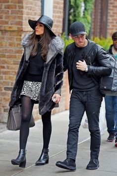 Olivia Culpo + Nick Jonas = relationship envy AND outfit envy