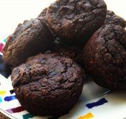Fast Paleo » Chocolate Avocado Muffins - Paleo Recipe Sharing Site
