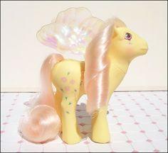 Pony Care: Hair Styling - My Little Pony: Ponyland Press (Hair model: G1 flutter pony Rosedust)