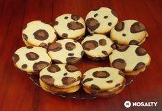 Leopárd keksz Csiki Piroska konyhájából