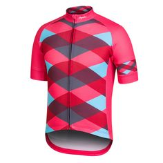 A lightweight and breathable jersey printed with the Rapha Super Cross logo  and graphics. a79c5afac