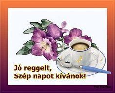 Good Morning, Tea Cups, Mugs, Tableware, Facebook, Buen Dia, Dinnerware, Bonjour, Tumblers