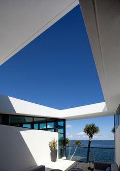 Coral Gables Residence by Touzet Studio / Miami, Florida Studios Architecture, Architecture Details, Interior Architecture, Interior Design, Tropical Architecture, Beautiful Architecture, Contemporary Architecture, Modern Contemporary, Coral Gables