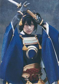 Touken Ranbu Mikazuki, Northern Lights Norway, Stage Play, Asian Actors, Musicals, Tumblr, Fan Art, Cosplay, Japan