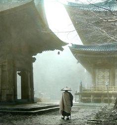 日本の写真家「江南 信國」が明治時代に撮影した日本の風景・風俗写真いろいろ