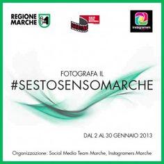 Il Sesto Senso delle Marche alla BIT Milano con gli Instagramers Marchigiani.    Gran bella iniziativa quella della Regione Marche che porta 'Instagram' alla BIT (Borsa Internazionale del Turismo).