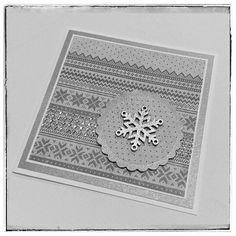 Trendy blingkort med #mønsterpapir fra #papirdesign og #blingbånd fra #hobbykunstnorge #hobbykunst  flinke Sissel Anita