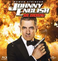 Johnny English Reborn (Blu-ray) 9.95€