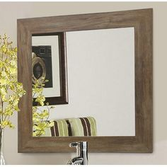 Bathroom Mirror Removal removing bathroom mirrors - begin prying off the old mirror | how