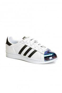 Pantofi sport de piele Superstar Mt Adidas Originals - Adidas Originals - Femei - Branduri Adidas Originals, The Originals, Adidas Superstar, Burberry, Adidas Sneakers, Michael Kors, Sports, Hs Sports, Sport