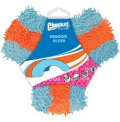 ChuckIt Indoor Flyer Dog Toy - Dog.com  10$