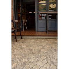 Transilvania Antichizat Gri - Piatra Naturala Tile Floor, Flooring