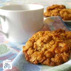 Oma' Best Oatmeal Cookie Recipe, a real German treat. Check out http://www.quick-german-recipes.com/best-oatmeal-cookie-recipe.html