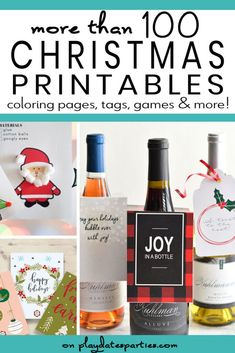 Free Christmas Printables   Over 100 Festive Ideas for Kids and Families Adult Christmas Party, Christmas Games For Kids, Christmas Party Games, Simple Christmas, Christmas Countdown, Christmas Signs, Christmas Ideas, Christmas Crafts, Christmas Bird