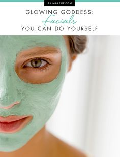 Prep your skin for the weather change! DIY facials to give your skin the perfect glow! These two at-home facials are done in 4 simple steps and will put you on your way to better skin in no time. Beauty Care, Beauty Skin, Health And Beauty, Hair Beauty, Top Beauty, Asian Beauty, The Face, Face And Body, Makeup Tips