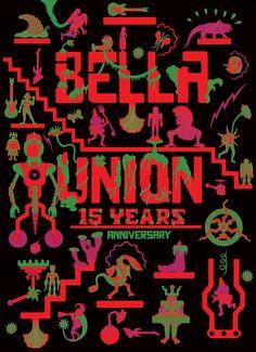 Bella Union - Big Active