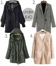 Hello Boudreau: Budget Buy: Winter Coats
