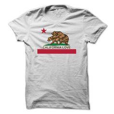 California Love T-Shirts, Hoodies (19$ ==► Order Here!)