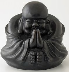 not vintage but I love this little Buddha