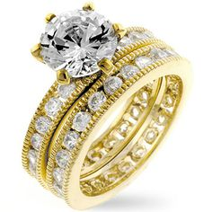A great price for a beautiful wedding ring.