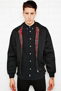 Vintage Renewal Harrington Jacket